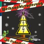 Poster FAU Physik Weihnachtsvorlesung 2015