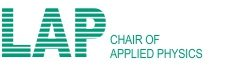 Chair of Applied Physics